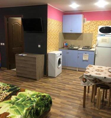 Apartments on pr.Metallurgov - фото 6