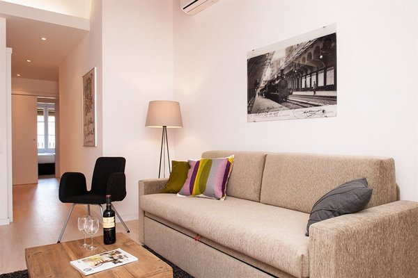 SSA Gracia Apartments - фото 12
