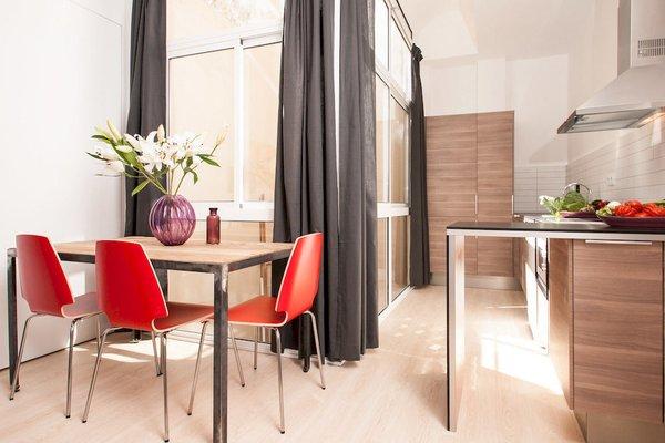 SSA Gracia Apartments - фото 20