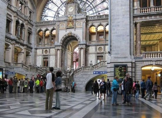 Apartment View of Antwerp - фото 10