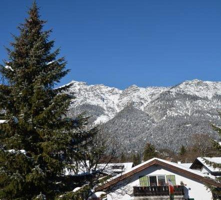 Exklusive Ferienwohnung Alpen Deluxe - фото 21