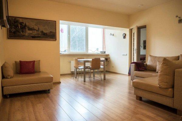 Saules Tako Apartamentai - фото 2