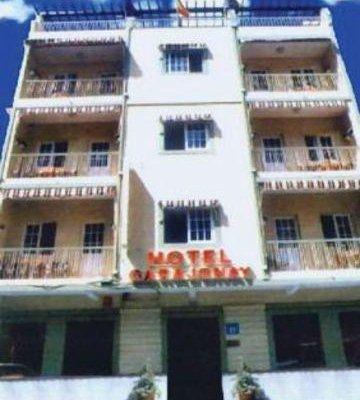 Гостиница «GARAJONAY», Сан-Себастиан-де-ла-Гомера