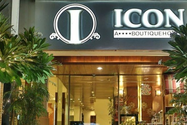 The ICON Hotel & Lounge - фото 15