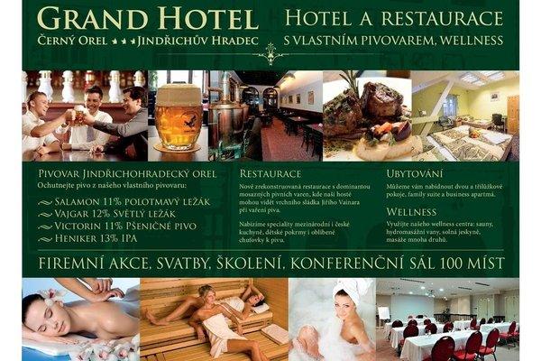 Grand Hotel Cerny Orel - фото 19