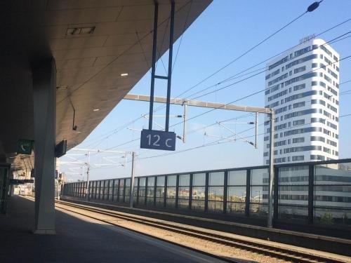 Vienna Sky Tower Apartments Hauptbahnhof - фото 16