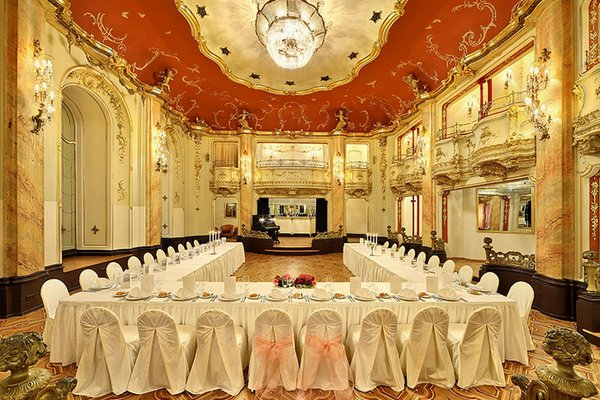 Grand Hotel Bohemia - фото 14
