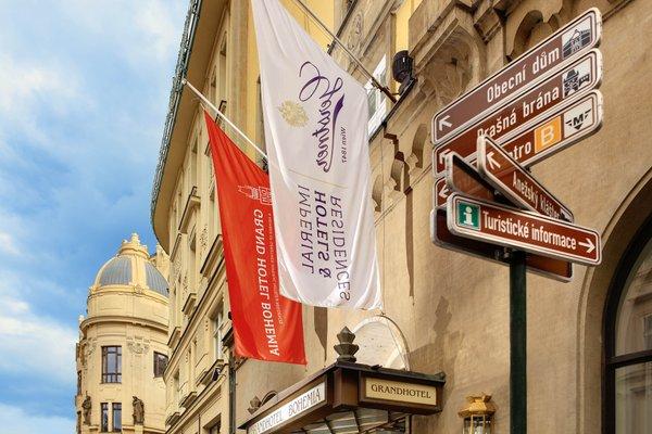 Grand Hotel Bohemia - фото 19