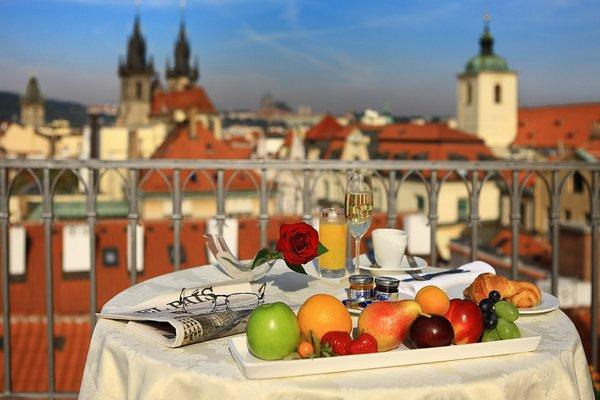 Grand Hotel Bohemia - фото 20