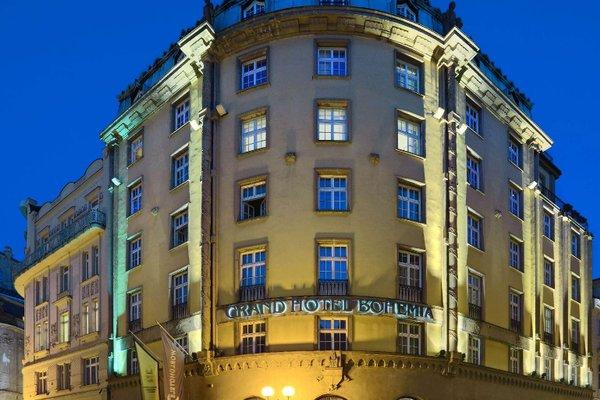 Grand Hotel Bohemia - фото 22