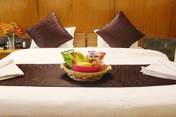 HOTEL DELHI MARINE CLUB C6 VASANT KUNJ - фото 5