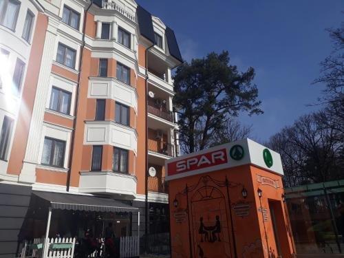 Apartament Ganga Alt-Plats - фото 2