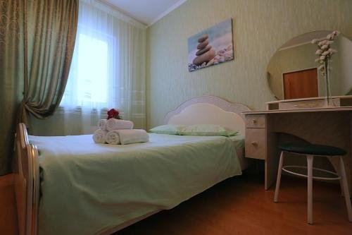 Surgut Apartments Apartments on Tumenskiy Tract 2 Aura - фото 20