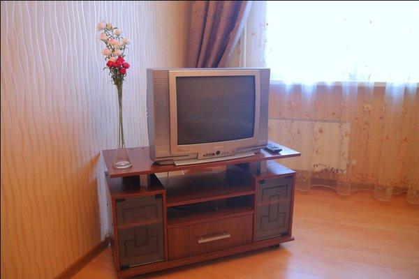 Surgut Apartments Apartments on Tumenskiy Tract 2 Aura - фото 11