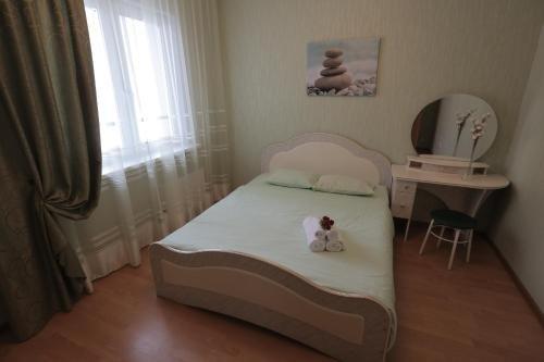 Surgut Apartments Apartments on Tumenskiy Tract 2 Aura - фото 2