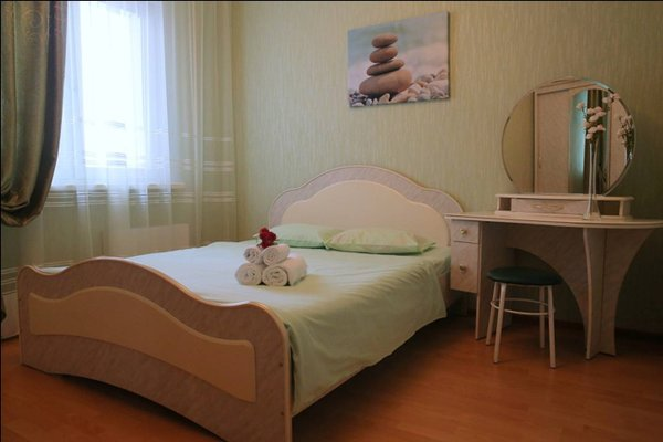 Surgut Apartments Apartments on Tumenskiy Tract 2 Aura - фото 6