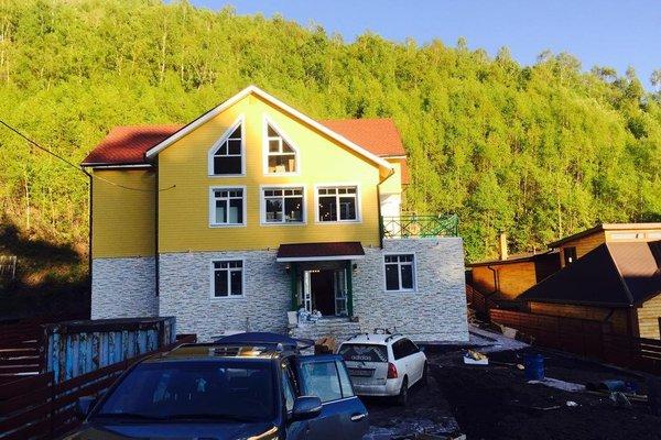 Байкал Хан Листвянка - фото 22