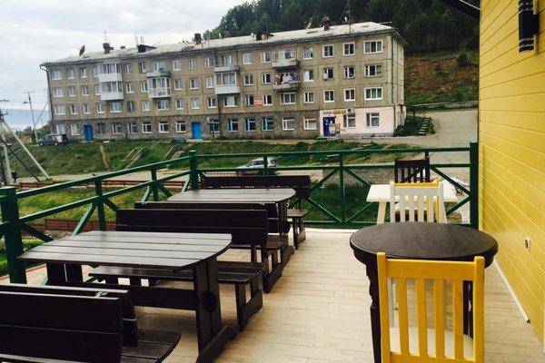 Байкал Хан Листвянка - фото 23