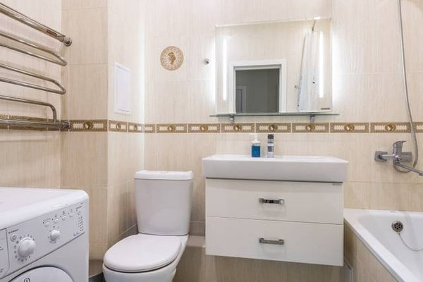 ZhK Panoramy Apartment Zhloby 139 - фото 9