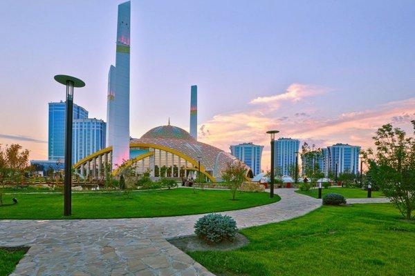 Hotel Argun City - фото 15