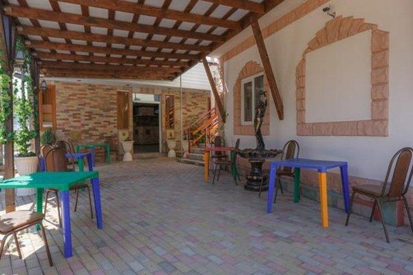 Pribrezhniy Guest House - фото 45