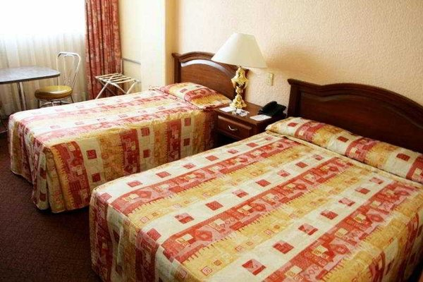 Comfort Inn San Luis Potosi - фото 42