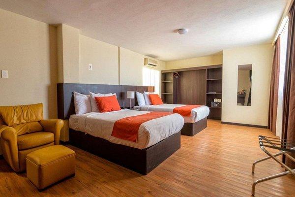 Comfort Inn San Luis Potosi - фото 1