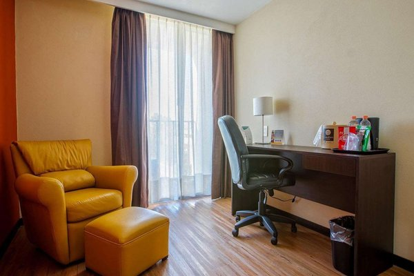 Comfort Inn San Luis Potosi - фото 10