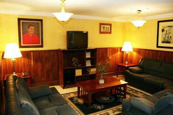 Comfort Inn San Luis Potosi - фото 11