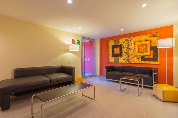 Comfort Inn San Luis Potosi - фото 12
