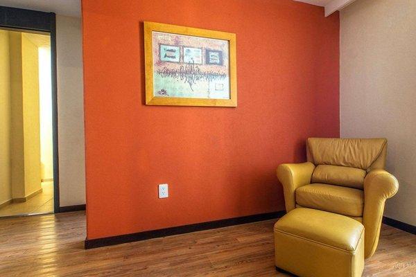 Comfort Inn San Luis Potosi - фото 13
