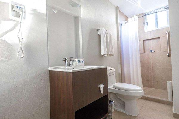Comfort Inn San Luis Potosi - фото 14