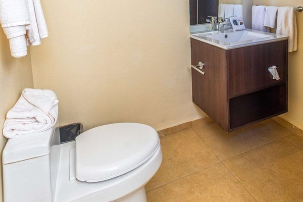 Comfort Inn San Luis Potosi - фото 15