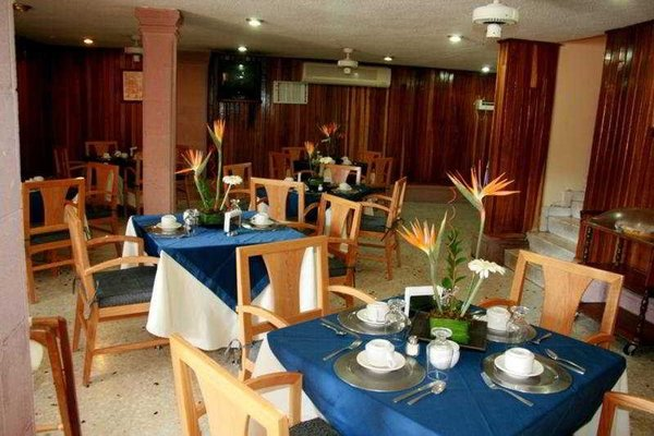Comfort Inn San Luis Potosi - фото 17