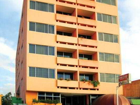 Comfort Inn San Luis Potosi - фото 21