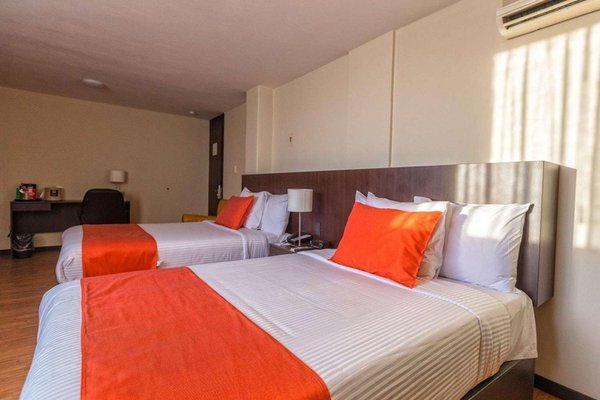 Comfort Inn San Luis Potosi - фото 3