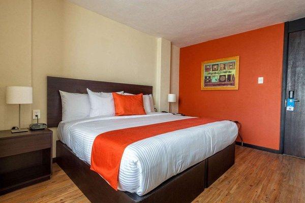 Comfort Inn San Luis Potosi - фото 4