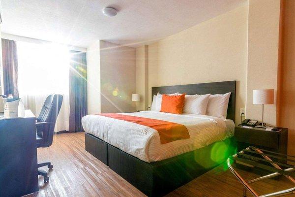Comfort Inn San Luis Potosi - фото 6