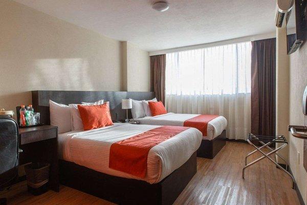 Comfort Inn San Luis Potosi - фото 8
