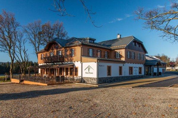 Hotel Franz - фото 20