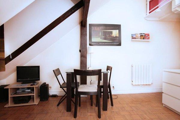 Lovely Marais Sudio with Mezzanine (94) - фото 8