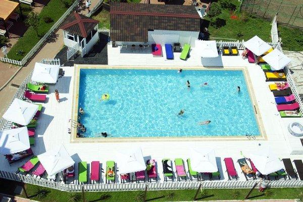 Mgzavrebi Batumi-Gonio Hotel - фото 18