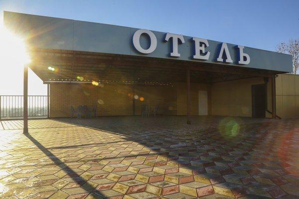 Отель Круиз - фото 6