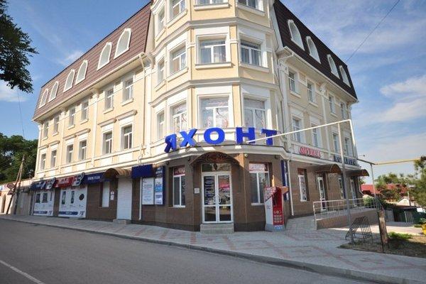 Апартаменты Яхонт, Черноморское (Крым)