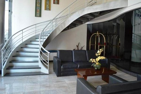 Hotel Monte Rey - фото 12