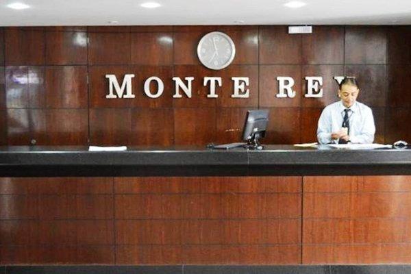 Hotel Monte Rey - фото 14
