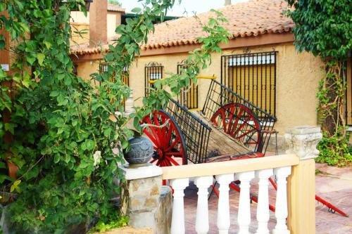 Hotel Rural La villa Don Quijote - фото 14