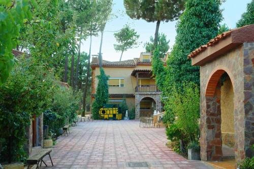 Hotel Rural La villa Don Quijote - фото 21