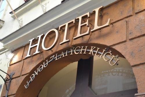Hotel U dvou zlatych klicu - фото 20