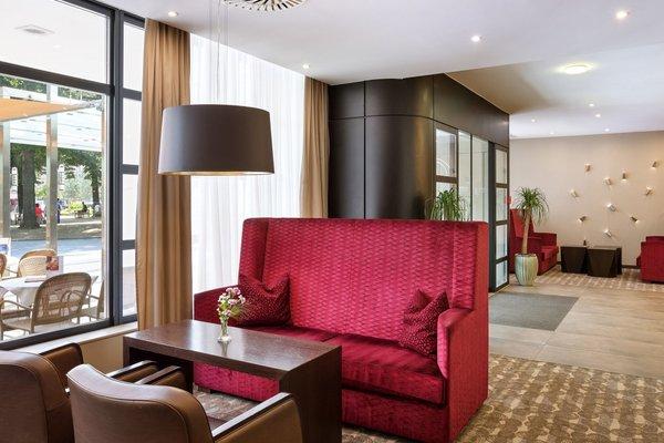 Austria Trend Hotel Schillerpark Linz - фото 7